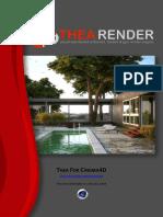 TheaForCinema4D Manual 1.5d