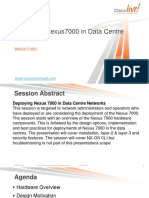 Deploying Nexus7000 in Data Centre Networks_BRKDCT-2951