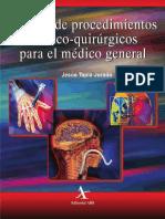 Manual de procedimientos médicos - quirúrgicos para el médico general - Tapia Jurado.pdf