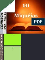 10 - Miquéias