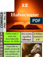 12 - Habacuque