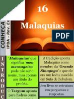16 - Malaquias