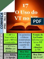 17 - O Uso Do VT No NT