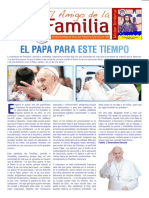 EL AMIGO DE LA FAMILIA, 19 marzo 2017.