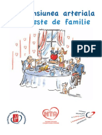 Hipertensiunea Arteriala- o Poveste de Familie