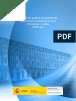 2016 Modelo PGD EL