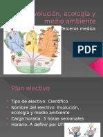 ELECTIVO Evolución, ecología y medio ambiente_ presentación.pptx