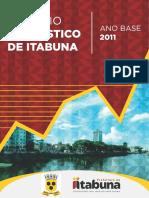 Anuario Estatístico Itabuna 2012