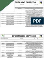 Serviços de Emprego Do Grande Porto- Ofertas Ativas a 15 03 17