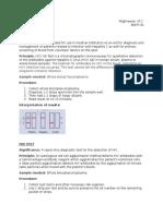 ImmunoSero - Lab Assignment