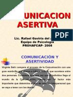 Taller de Comunicacion Asertiva-pronafcap