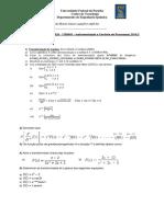1ª Lista de Exercícios de Instrumentação e Controle de Processos_2016_2_LAPLACE