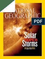 Solar Super Storms