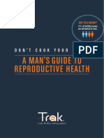A Man's Guide to Reproductive Health - Male Fertility Test Kit from Trak