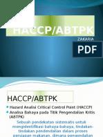 7 Prinsip HACCP