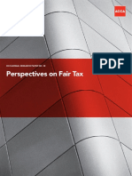 ACCA Perspectives on Fair Tax[1]