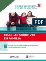 Charlar Sobre VIH en Familia