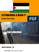 state- palestine