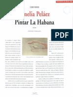 Gerardo Mosquera, Amelia Pelaez