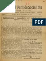 La Voz Del Partido Socialista (periodico)