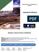4 Introd Geologia y Mineria - Industria Minera