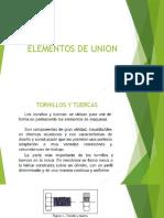 Elementos de Union-Tornillos
