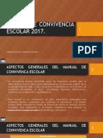 Ppt Manual de Convivencia Escolar 2017para Profesoras