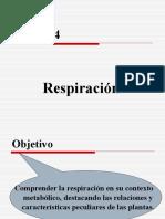 Tema 14. La Respiracion