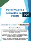 Tutoria II - Retencion en La Fuente
