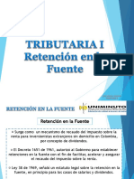 Tutoria II - Retencion en La Fuente