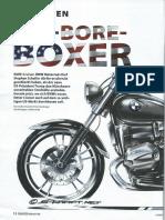 Big-bore Boxer BMW R 1800 C - MOTORRAD 05/2017