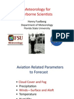 Meteorology for Airborne Scientists