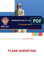 2&3 Introduction to Surveying