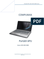 Manual Uso Portatil Compumax