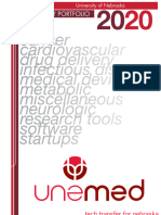 UNeMed Technology Portfolio
