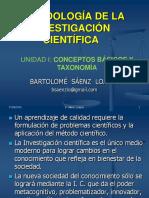 Inv Metodologia Tec FIEE UPG UNCP 1 2016 II Sesión1
