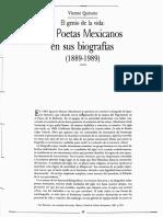 Los Poetas Mexicanos