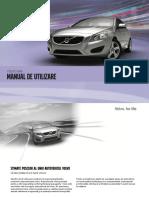 Manualul Tau de Utilizare Volvo s60