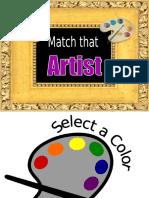 Match That Artist