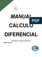 Manual de Calculo Diferencial Edición1
