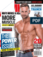 Men's Muscle & Health - February 2017