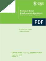 National Rural Employment Guarantee