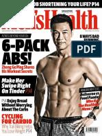 Men's Health - November 2016 SG