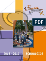 OBS 't Einder - Schoolgids 2016-2017