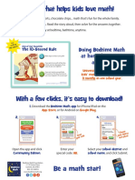 bedtime math app parent flyer little rock