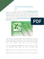 Quitar Protección Archivos Excel