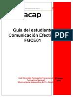 Guía Comunicación Efectiva