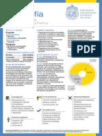 Geografía PUCC - Plan de Estudios