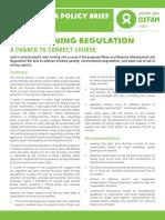India's Mining Regulation