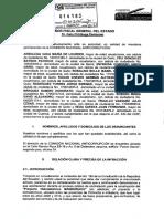 MANDURIACU - denuncia de corrupción -